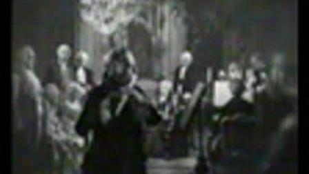 腓特烈二世C大调长笛协奏曲2-3