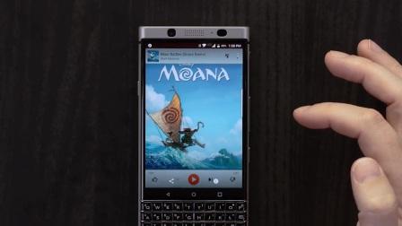 黑莓KEYone截取屏幕 如何使用BlackBerry KEYone截图