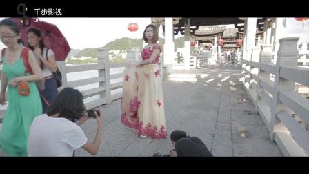 潮州婚纱晚礼服名城形象片拍摄花絮