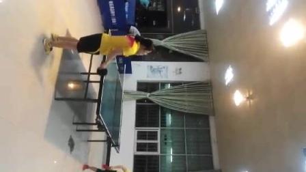 灵山县2017五一女子乒乓球赛