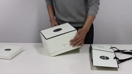 蛋糕盒三件套折叠视频