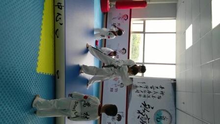嵩林跆拳道馆