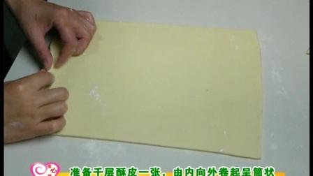 i烘焙美食实验室:可可奶酪海绵蛋糕