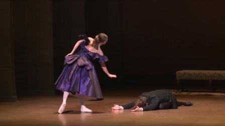 茶花女 紫色双人舞 Gudrun Bojesen&Ulrik Birkkjær 丹麦皇家芭蕾舞团2014