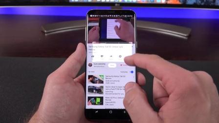 三星Galaxy S8 S8+ 拆箱 评测