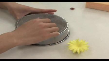 东日经典翻糖起司蛋糕的制作过程