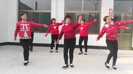 """洪洞县赵城镇桥西村巧英广场舞 第五年汇演 """"凤凰飞""""广场舞"""