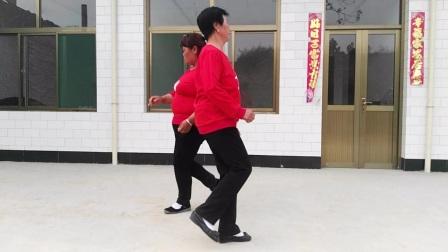 """洪洞县赵城镇桥西村巧英广场舞 第五年汇演 """"九九女儿红""""广场舞"""