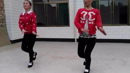 洪洞县赵城镇桥西村巧英广场舞 第五年汇演  火苗 广场舞