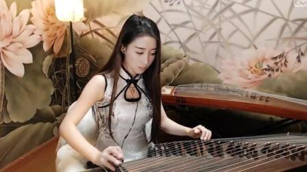 小薇薇 - 999朵玫瑰 古箏演奏(Artists Singing・Dancing・Instrument Playing・Talent Shows)