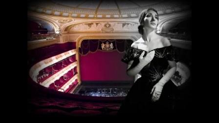 Callas, Valletti, Rescigno - La Traviata, live London 1958 - Act 2 Great Sound!