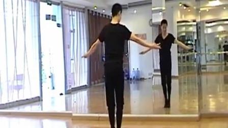 周勇《珊瑚颂》舞蹈(背面示范)