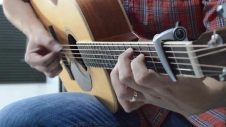 【凯尔特指弹】Stephen Wake - Three Irish Jigs - DADGAD - Celtic Fingerstyle Guitar