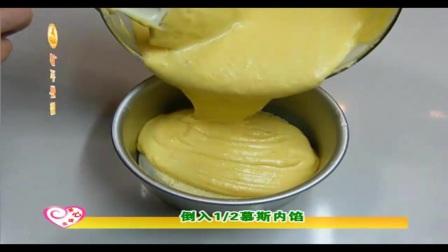 i烘焙美食实验室:豆腐戚风蛋糕