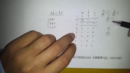 七年级上册数学七年级数学上册 1.4有理数的乘除法三小邵课堂