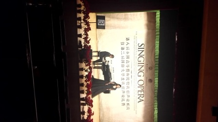 蔡静雯第八届歌剧声乐展演决赛音乐学院研究生组金奖