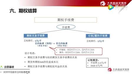 豆粕期权规则详解 6