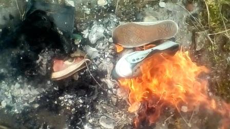 烧女生帆布鞋2