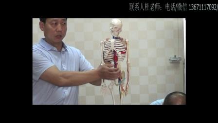 中医针灸正骨推拿整脊培训 吴金乐 根骶能量基本手法