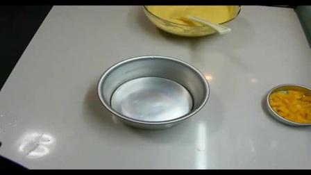 美的烤箱MCNF-AWRF制作红糖戚风蛋糕