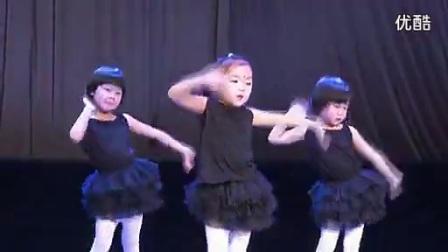 小班幼儿舞蹈:牛奶歌 两个人_高清_标清_标清
