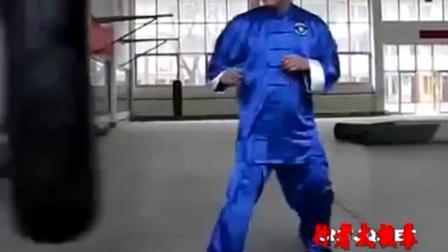 王战军亲身告诉徐晓东不要被电影洗脑,散打腿法都是来自太极腿法