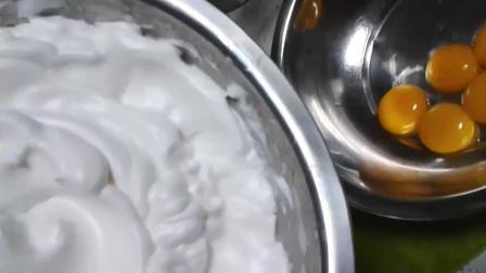 黑天鹅婚礼蛋糕_戚风蛋糕卷的做法_diy