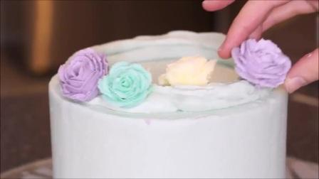 电饭锅做蛋糕视频 西餐汤的做法 儿童生日