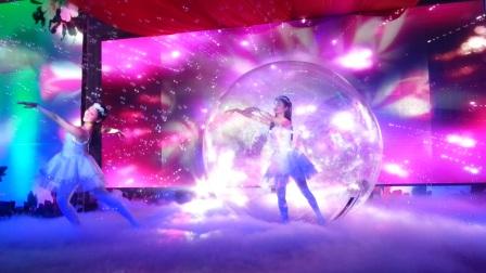 水晶球芭蕾、武汉水晶球舞蹈、特色创意节目 131-1436-5784