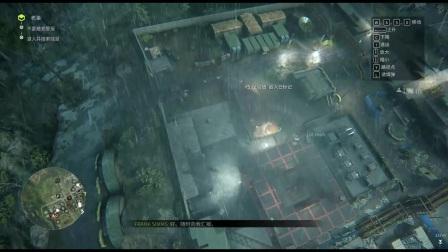 《狙击手:幽灵战士3》第二章游戏实况02