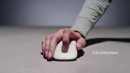 Introducing the new Surface Arc Mouse