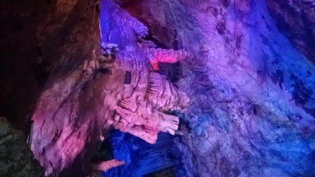 柞水溶洞景观
