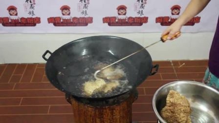 桂林米粉的做法--回锅烧