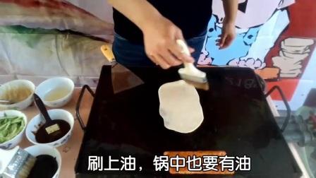 鸡蛋灌饼的饼的做法大全图解