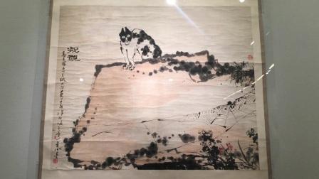 2.8亿的画家 气势果然喷我一脸 潘天寿中国美术馆大展