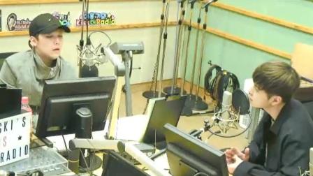 170503 李洪基的kiss the radio 嘉宾:龙俊亨