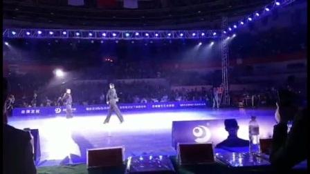 (龙山县明星拉丁舞)2017年湖南省第十四届青少年体育舞蹈国际标准舞锦标赛暨全国邀请赛!华莱杯(2)
