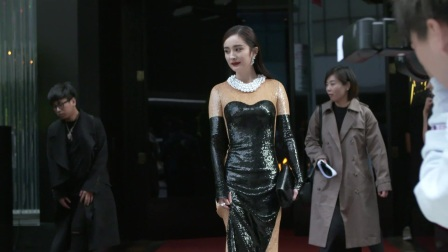 Yang Mi Gets Ready for the 2017 Met Gala