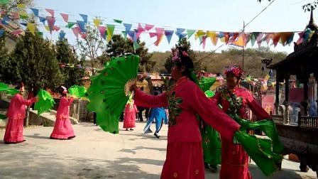 凌烟寺浴佛节秧歌舞蹈-1