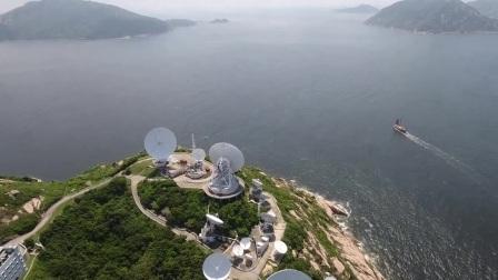 此监狱高度设防 航拍香港赤柱监狱所在半岛