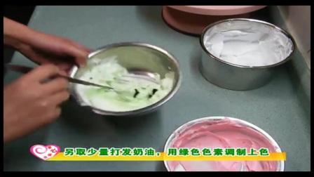 戚风蛋糕制作视频 奶油蛋糕 生日蛋糕制作6天瘦12斤