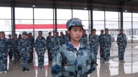 骏马集团第二期军事训练