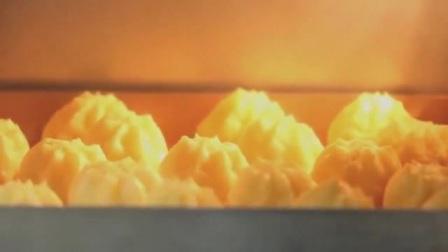 美食制作:一口一个奶油泡芙