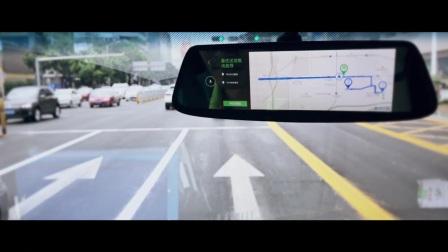 汽车能跟人说话!马云家的智慧新能源快递车视频外泄