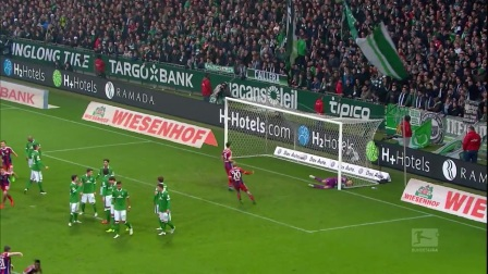 阿拉巴 David Alaba - All His Bayern Free-Kick Goals