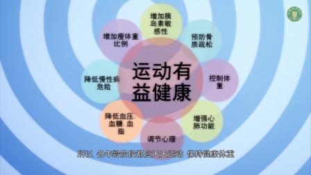 《中国居民膳食指南(2016)》动画片第三集-吃动平衡 健康体重