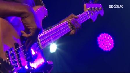 #贝斯家族# 电贝斯大师 Marcus Miller - Live in Switzerland 2016 完整版
