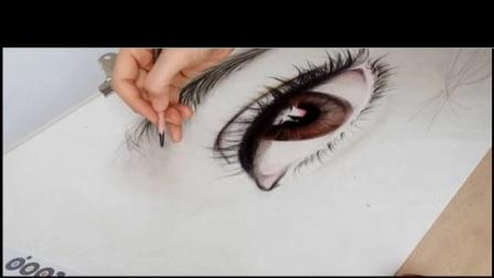 纹绣纹绣培训9纹绣眉眼唇教学视频 (34)9眉毛纹绣价格