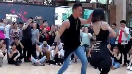 好享受浪漫交际舞蹭吊舞05