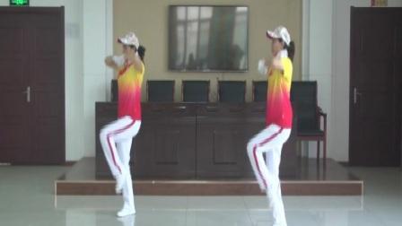 齐齐哈尔市第八套健身操教学版
